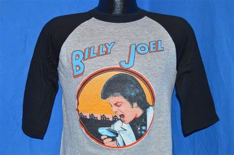 behind the nylon curtain 1982 billy joel tour behind the nylon curtain black and