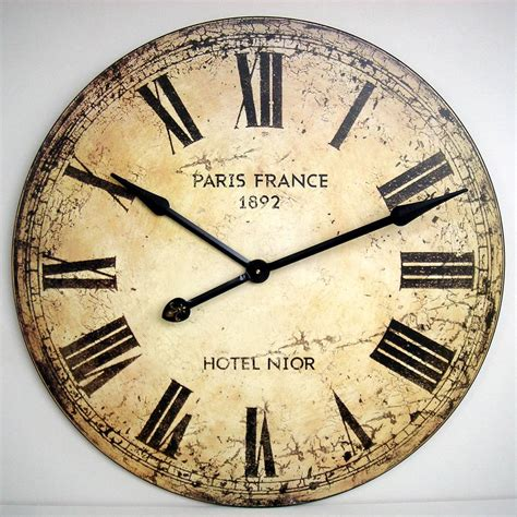 large wall clock large wall clock creative home ideas pinterest wall