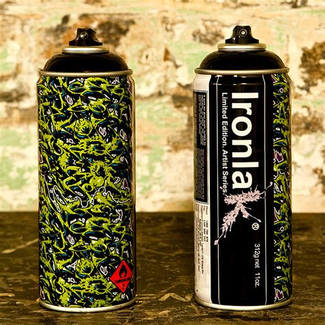 spray paint ironlak ironlak augor spray paint can senses lost