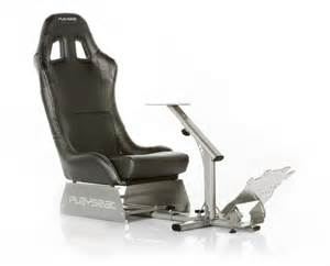 Steering Wheel And Seat For Xbox One Playseat Evolution Racing Seat Review Xbox One
