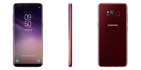 Zootopia Tosca Untuk Iphone Dan Samsung galaxy s8 punya pilihan warna baru burgundy droidpoin