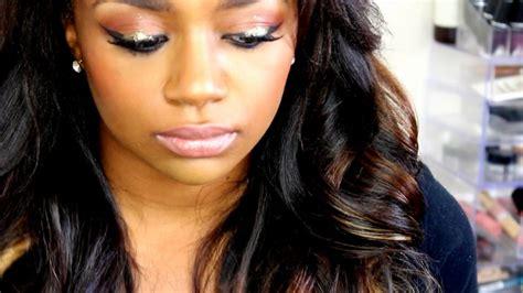 mavin hair ombre hair bombshell hair tutorial maha maven