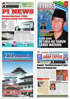 contoh layout tabloid grow design