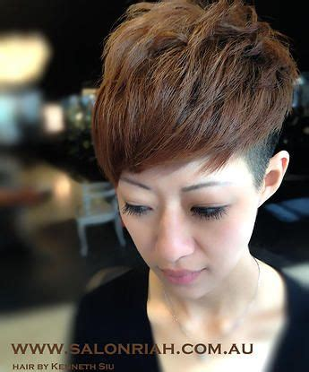 short hair cut pictures for hairstylist salon riah 1 short hair pinterest salons and short hair