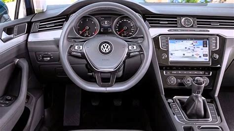 volkswagen passat 2017 interior 2017 vw passat variant interior youtube