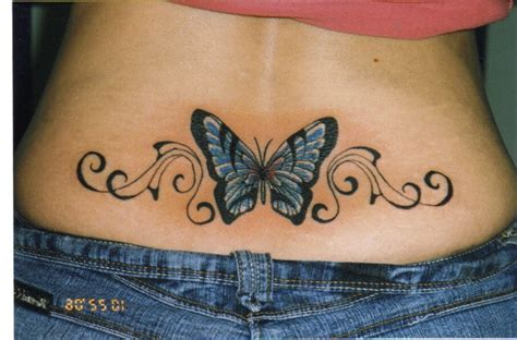 feminine tattoo designs for lower back tattoos lower back designs best design