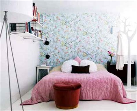 blue bedroom wallpaper ideas bright bedroom wall decoration with modern wallpaper