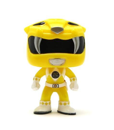 Funko Pop Original New Power Rangers Yellow Ranger funko pop yellow ranger power rangers artoyz