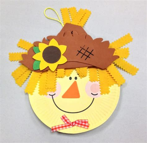 Construction Paper Crafts For Fall - 15 autumn paper craft for family net guide