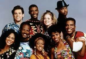 in living color show in living color tv show amazing americans