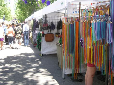 Handmade In California - free list of fairs crafts marts festivals sell