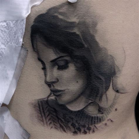 lana del rey tattoo get your electric on with these tattoos