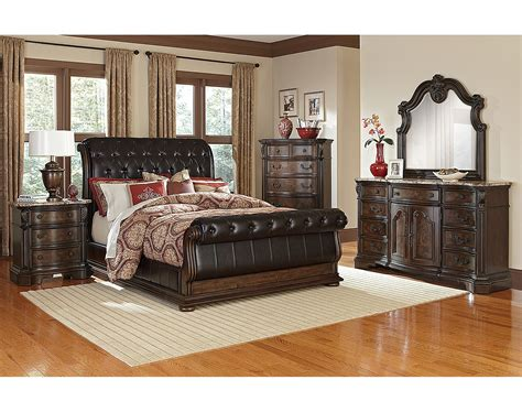 american signature furniture bedroom sets signature furniture bedroom sets esquire 6 king bedroom set merlot american