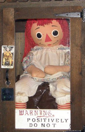 annabelle doll warrens occult museum position my office got attacked by elfs page 2 blackhatworld