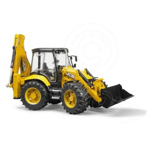 bruder toys bruder toys 02454 pro series jcb 5cx eco c w loader