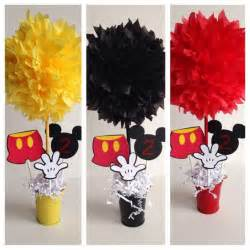 25 best ideas about mickey mouse decorations on