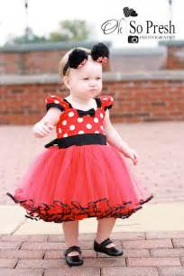 Minnie mouse dress tutu party dress in red polka dots super twirly