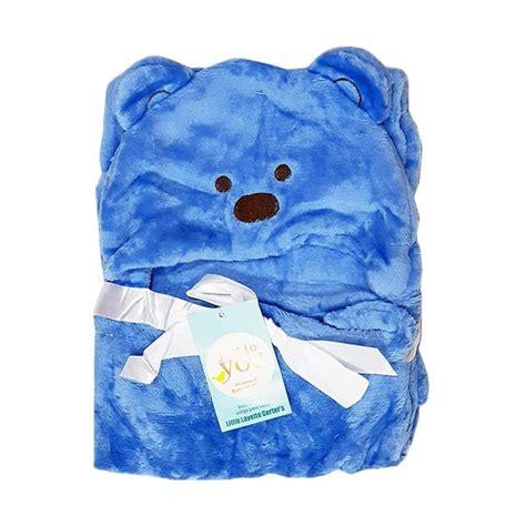Selimut Bayi Topi Carters jual s a topi selimut bayi biru harga