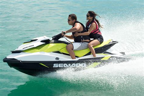 sea doo boat for water skiing 2017 sea doo gti 90 and gti se 130 review boatadvice