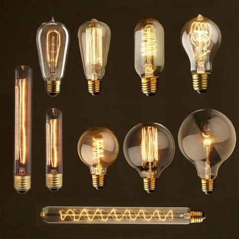 vintage lights best 25 edison lighting ideas on industrial