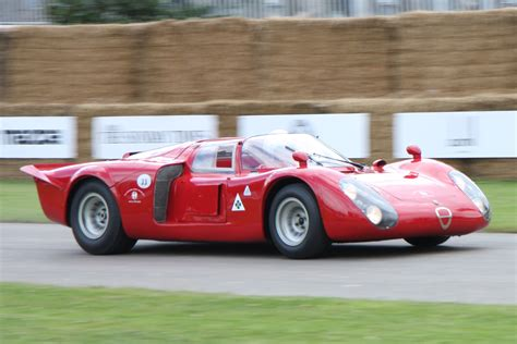 Alfa Romeo Tipo 33 by Alfa Romeo Tipo 33 2 4 1968 Racing Cars