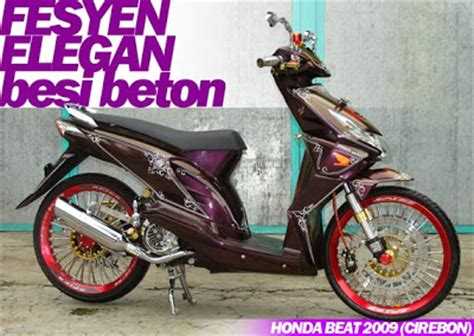 Cover Knalpot 2 Tone Beat Scoopy Vario110fi october 2013