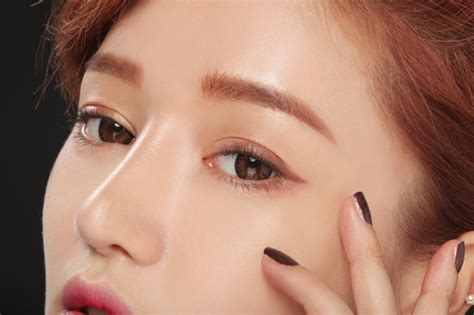 cosmetic tattoo in korea 2 steps 3 minutes to korean style soft eyeliner for the