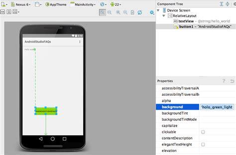 que es un layout en android studio c 243 mo crear un bot 243 n en android studio