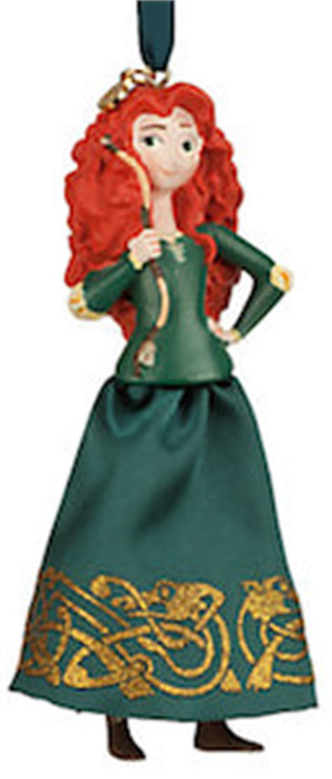 merida christmas ornament disney brave merida ornament