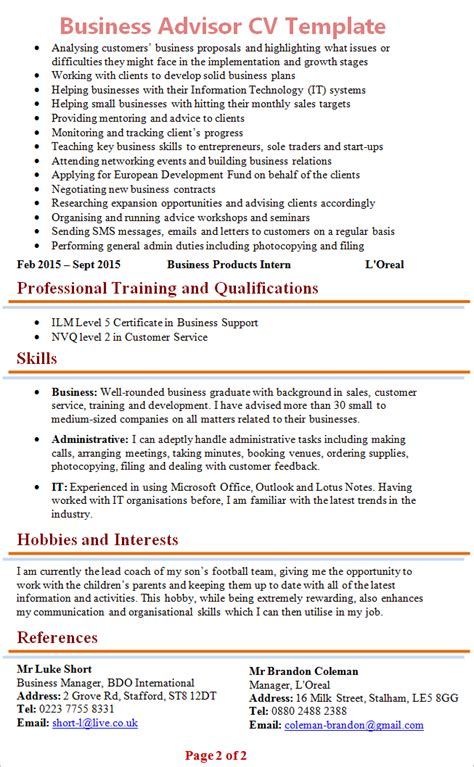 communication section sle resume business support manager resume ixiplay