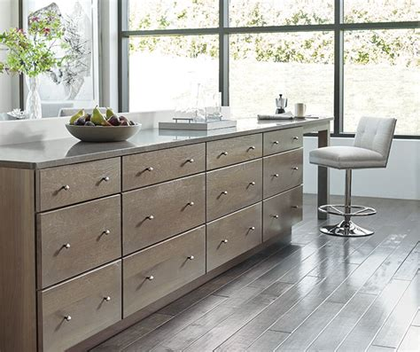 Contemporary Walnut Kitchen Cabinets by Contemporary Kitchen With Walnut Cabinets Omega