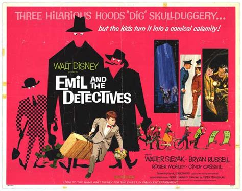 emilio y los detectives 842612061x emil and the detectives movie posters at movie poster warehouse movieposter com