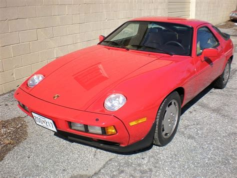 how to sell used cars 1985 porsche 928 engine control 1985 porsche 928s 5 speed german cars for sale blog