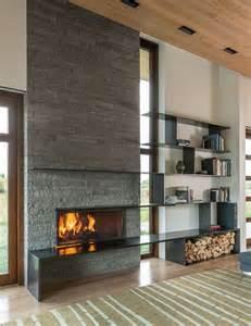 Fireplace Ideas Modern 25 best ideas about modern stone fireplace on pinterest