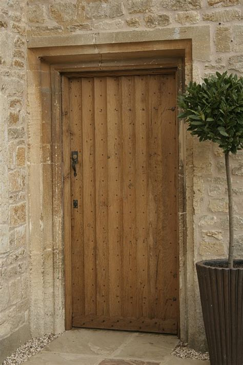Handmade Door - oak door oxford