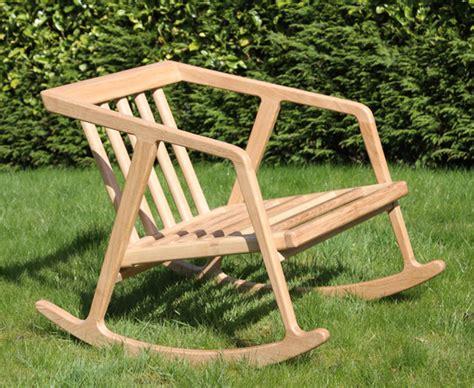 Handmade Chairs Uk - handmade oak rocking chair hardwoods
