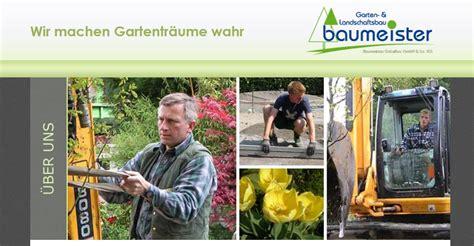 garten landschaftsbau baumeister osnabrück baumeister galabau gmbh co kg muensterland de