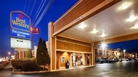 best western tn cookeville tn hotels best western thunderbird motel