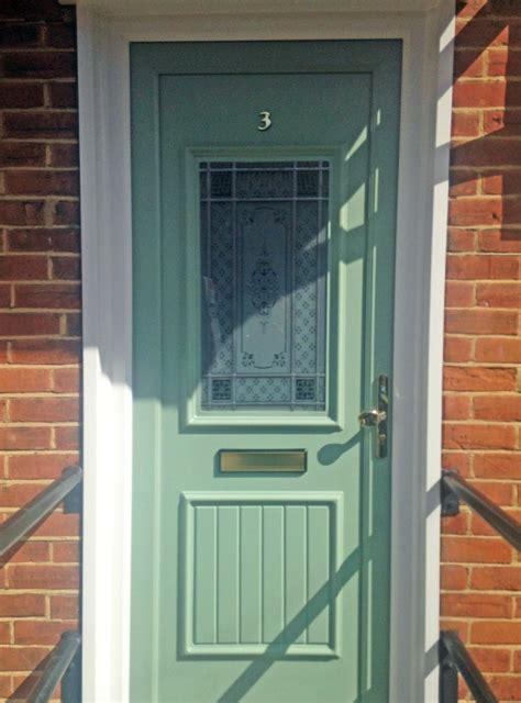 Green Upvc Front Doors Upvc Doors Smiths Glass