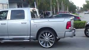 c2c customs dodge ram truck hemi on 28 quot rims