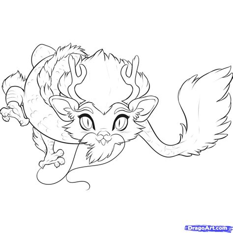 chibi dragon coloring page how to draw a chibi chinese dragon step by step chibis