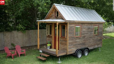 Small Mobile Home For Sale Louisiana Tiny Homes Hit The Big City Cnn