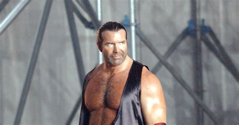 scott hall finds peace  battling demons  decades fox sports