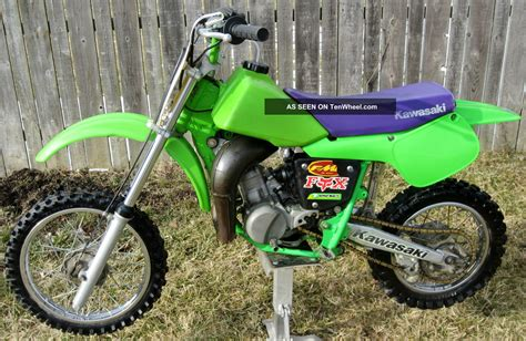 youth motocross bikes 1997 kawasaki kx60 kx 60 motocross dirt bike mx youth off