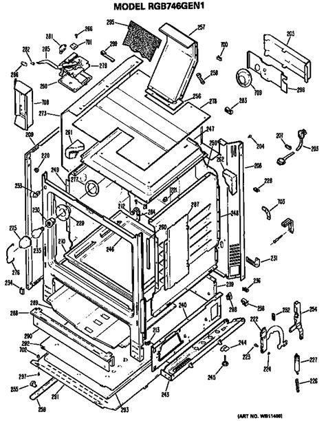 ge electric range parts diagram ge spectra electric range wiring diagram wiring diagram