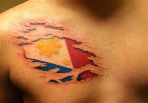 30 tremendous filipino tattoos creativefan