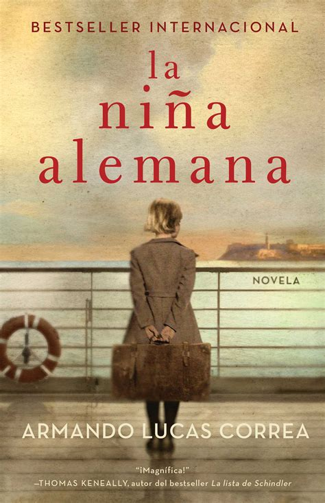 libro la nia alemana la ni 241 a alemana the german spanish edition book by armando lucas correa official