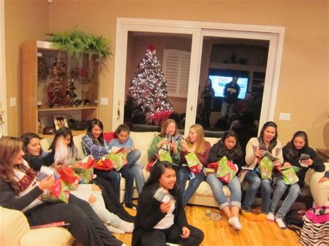 high school christmas party gift wrapping fundraiser and