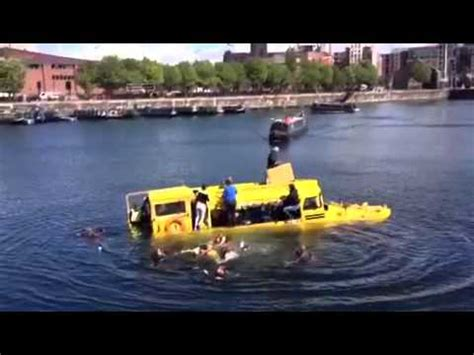 duck boat sank youtube duck boat sinkings in liverpool and london caused by fault