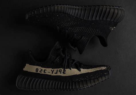 Adidas Yeezy 350 Boost V2 Olive Green adidas yeezy boost 350 v2 black green by9611 release date